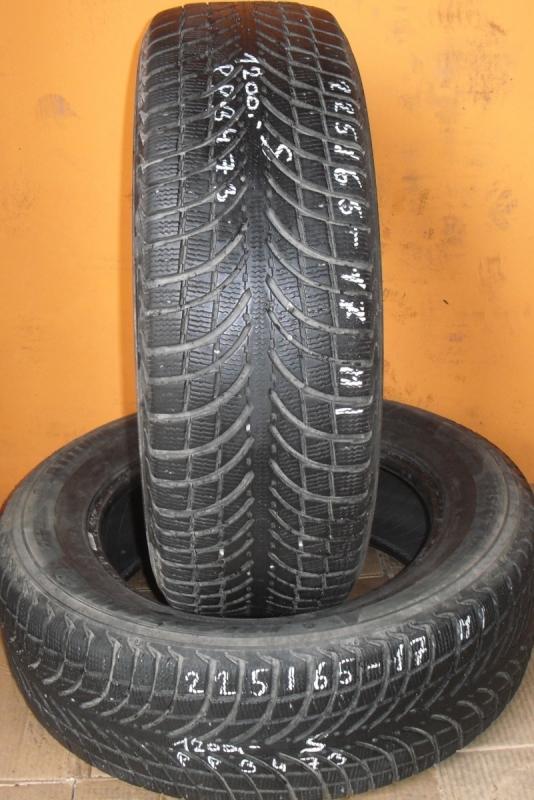 Michelin Latitude Alpin LA 2 225/65 R17 106H