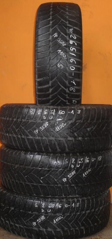 Dunlop Winter Sport M3 265/60 R18 110H